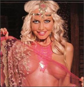 Грудь Маша Малиновская